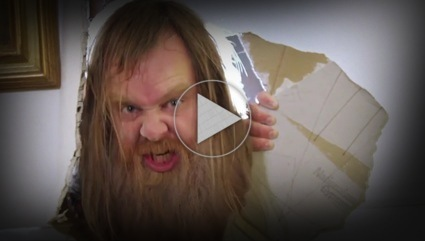 Video: Valient Thorr: Double Crossed