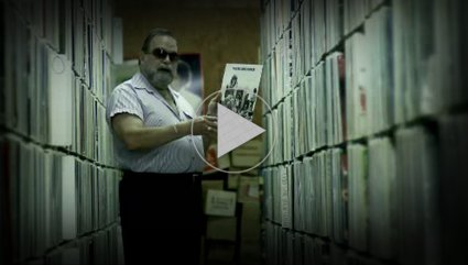 Video: The World's Largest Record Collection